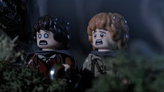 getlinkyoutube.com-LEGO A Hobbit Halloween