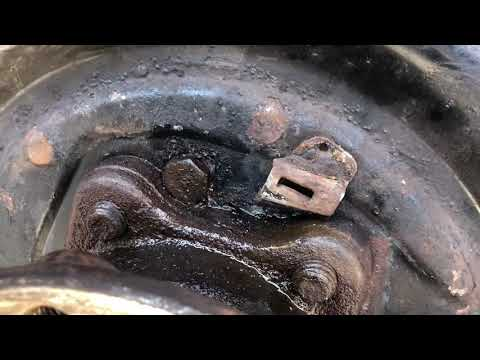 Volvo S60/V70/XC70 Rear Brake Upgrade