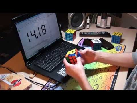 Rubiks Cube: 13.03 Average of 5. 8.06 Single