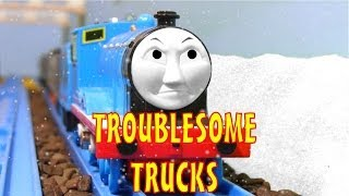 getlinkyoutube.com-TOMICA Thomas & Friends Short 33: Troublesome Trucks