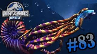 getlinkyoutube.com-Aquatic Update Delay!? | Jurassic World - The Game | #84