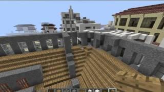 getlinkyoutube.com-minecraft สอนสร้างสนามกีฬา part4