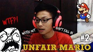 getlinkyoutube.com-Mendaki Gunung Lewati Lembah - Unfair Mario #2