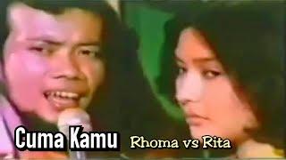 Cuma Kamu - Rhoma Irama ft. Rita S. - Original Video Clip - film