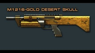 Download Popular SRM Arms Model 1216 & CrossFire videos M1216 Gold