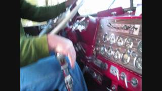 1967 Kenworth Detroit Diesel 13 Speed-Shifting