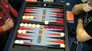 getlinkyoutube.com-Gibraltar Backgammon Championships 2016 - Round 1 - Peter Carlsson - Jacek Wojciechowski
