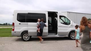 getlinkyoutube.com-Explorer Van Ford Transit