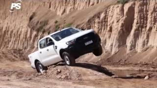 getlinkyoutube.com-Nueva Ford Ranger 2016 - Probamos 2.2 Diesel y Nafta