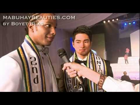 Mabuhay interviews winners Nelson, JB, and Hamid