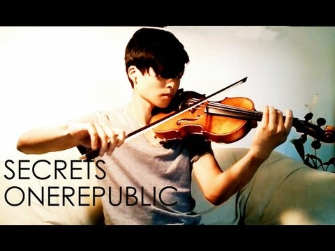 Secrets Violin Cover [HD] - OneRepublic - D. Jang