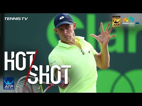 Hot Shot: Anderson Makes An Incredible Get In Miami 2018