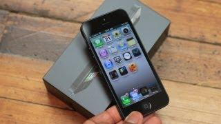 getlinkyoutube.com-iPhone 5 Unboxing