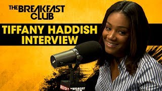 Tiffany Haddish Speaks On Girls Trip, Escaping Death, Raising Her Siblings & More width=