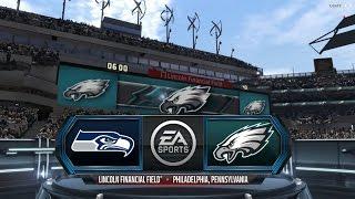 getlinkyoutube.com-Madden 16 (Online Ranked Match) Seahawks at Eagles NFC Powerhouses