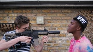 Paintball FIFA | KSI VS Caspar Lee