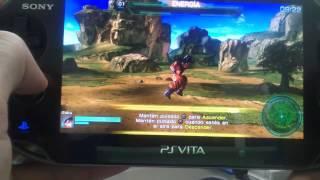 getlinkyoutube.com-Dragon Ball Z Battle of Z para PSVITA en Español por Dinopra