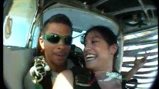 getlinkyoutube.com-Sky Diving in Aruba