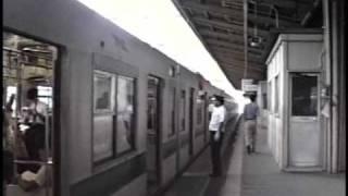 getlinkyoutube.com-常磐線203系綾瀬入線/発車・JNRマークつき