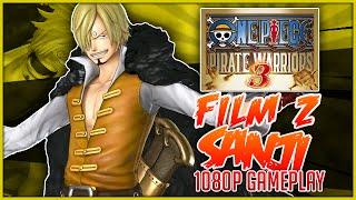 getlinkyoutube.com-ONE PIECE: Pirate Warriors 3 | Film Z Sanji Gameplay「ワンピース 海賊無双3」