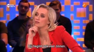 getlinkyoutube.com-Hilarious Donald Trump Impersonator at Dutch TV show