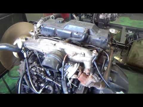 Проверка давления масла в двигателе JT 330562