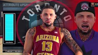 getlinkyoutube.com-NBA 2K16 MyCAREER - Attribute Update #1 | Adrian Hall New Animations! THE BEST SF EVER!?