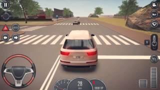 getlinkyoutube.com-Driving School 2016 Audi Q7 Free Drive Gameplay