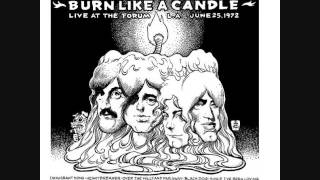 getlinkyoutube.com-Led Zeppelin - (Burn Like a Candle) Live at the Forum, Los Angeles 06/25/1972