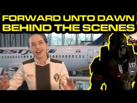 Halo 4 News - Halo 4: Forward Unto Dawn - Behind The Scenes