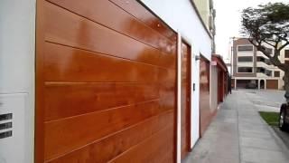 getlinkyoutube.com-PUERTAS LEVADIZAS ESPECIALISTAS SILVER TLF:(01)  4022355 LIMA PERU