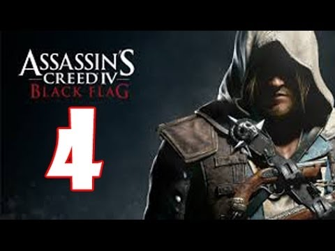 Assassin's Creed 4 Black Flag En Español | El Barco | Parte 4