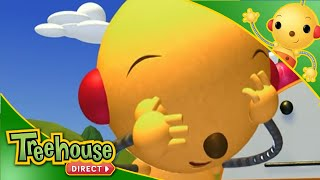 getlinkyoutube.com-Rolie Polie Olie - Who's The Worstest? / Puzzle Peace / Robo Rangers - Ep.45