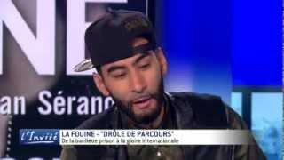 La Fouine : Jai Fait Des Conneries Et On A Voulu Me Tuer