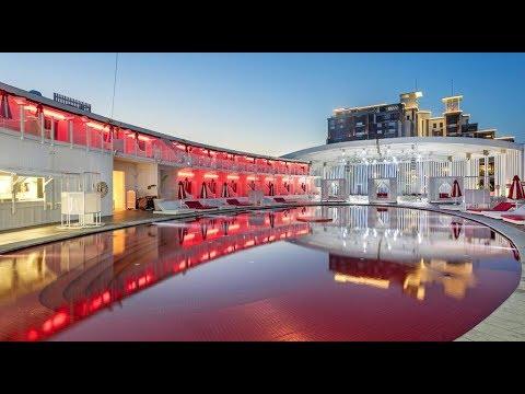 Тот самый отель Турции с красным бассейном - Selectum Luxury Resort Belek 5*