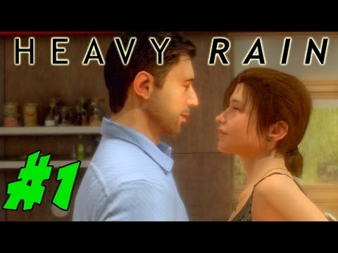 Heavy Rain - The Bad Husband #1 (Heavy Rain Let's Play)