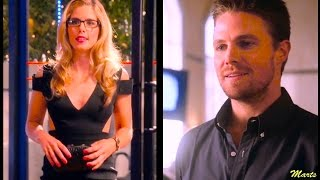 getlinkyoutube.com-Oliver & Felicity || Oh, What A Night AU