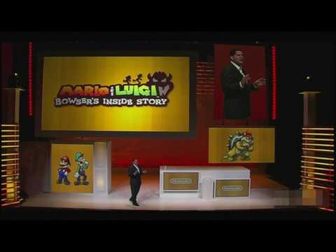 E3 2009: Nintendo Press Conference - Part 4 [HD]