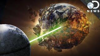 getlinkyoutube.com-Could The Death Star REALLY Destroy A Planet?