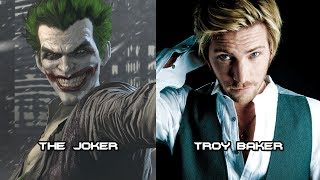getlinkyoutube.com-Characters and Voice Actors - Batman: Arkham Origins