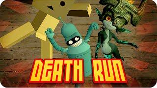 getlinkyoutube.com-DEATHRUN DE MADERA! | Garrys Mod Death-Run