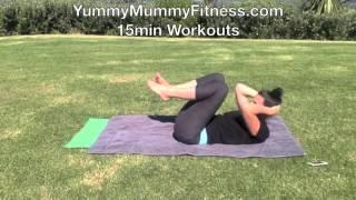 YummyMummy Fitness - 15min Workouts