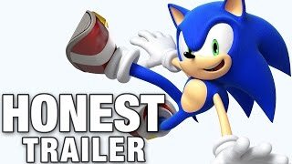 SONIC THE HEDGEHOG (Honest Game Trailers)