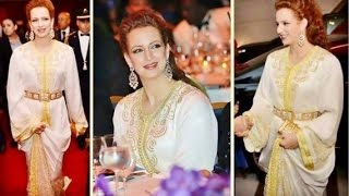 getlinkyoutube.com-أناقة اللباس المغربي بدليل من الأميرة لالة سلمى