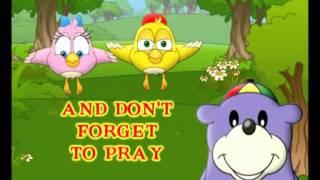 getlinkyoutube.com-Zaky Songs (Nasheed) Time to Pray with Zaky