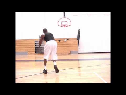 Dre Baldwin: SICK Shot Fake One-Hand Combo Move  Pt. 1 | Driving Layup Scoring DWade