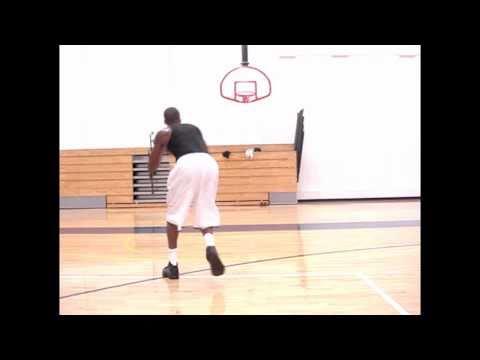 Dre Baldwin: SICK Shot Fake One-Hand Combo Move  Pt. 1 | Driving Layup Scoring DWade
