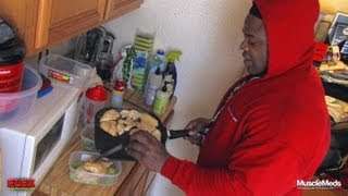 "getlinkyoutube.com-""Kai Greene: A Day in the Life"" Part 1/3"