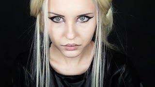 getlinkyoutube.com-Джулия Ванг макияж урок от Анастасии Шпагиной