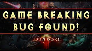getlinkyoutube.com-Diablo 3 Game Breaking Bug in Season 9 Patch 2.4.3